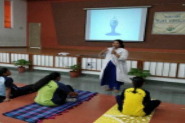 Tejas Vidyalaya-Yoga Day