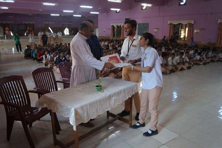 Saint Marys High School-Activity