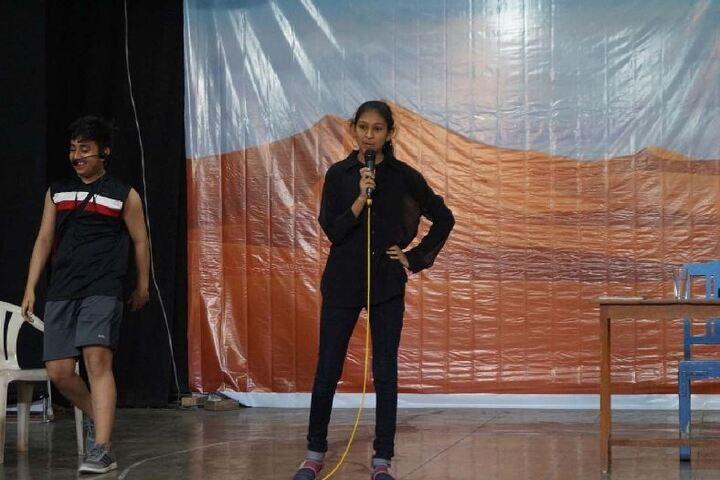 Saint Marys High School-Student Speech