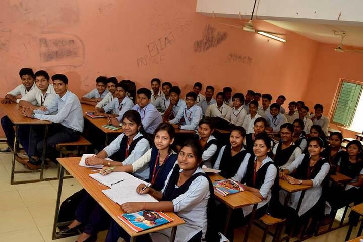 NIIS Higher Secondary School-Class Room
