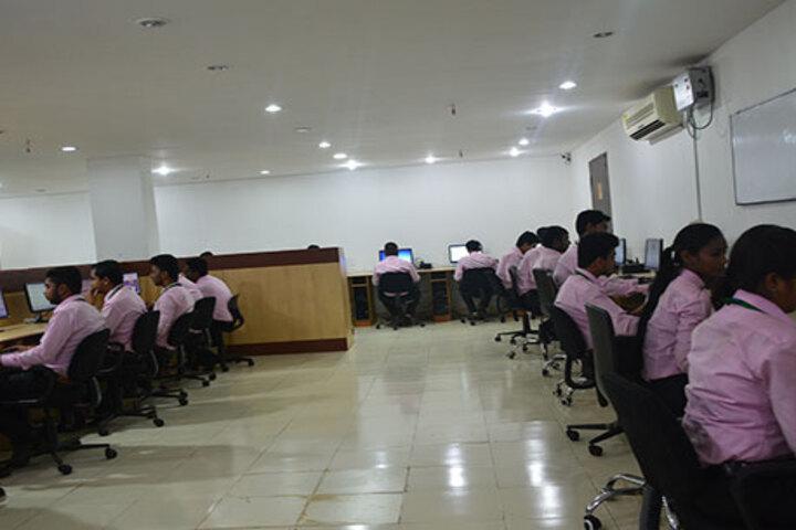 NIIS Higher Secondary School-Computer Lab