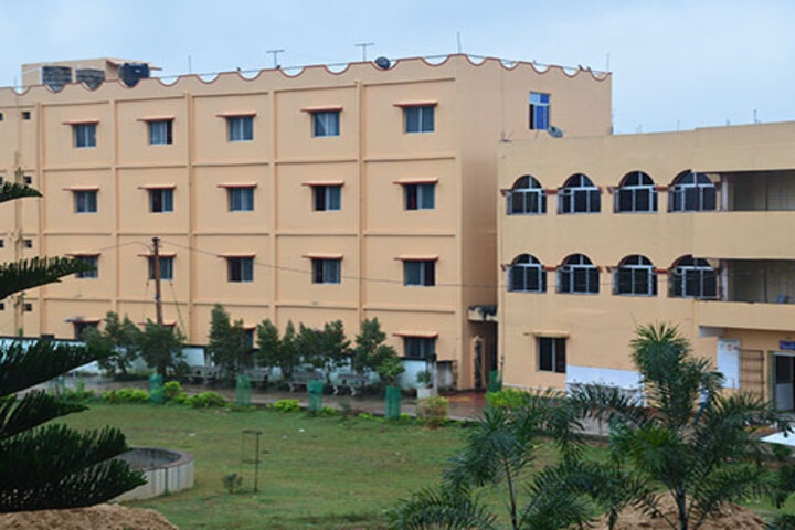 NIIS Higher Secondary School-Hostel