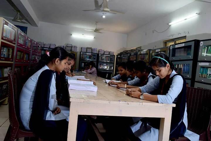NIIS Higher Secondary School-Library