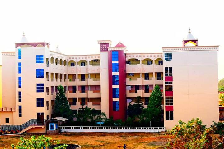 NIIS Higher Secondary School-School Building