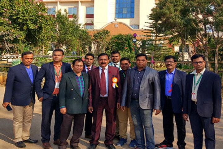 NIIS Higher Secondary School-Staff