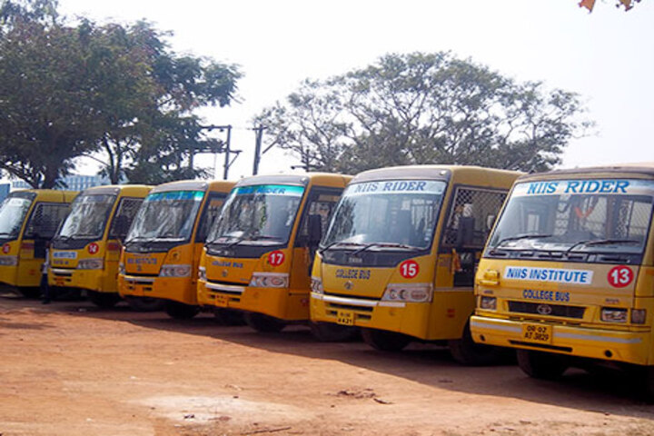 NIIS Higher Secondary School-Transport