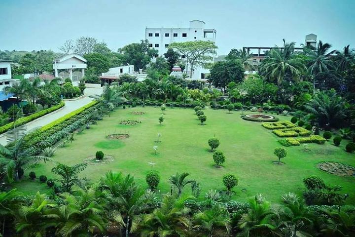 SGI Junior Science College for Women-School View