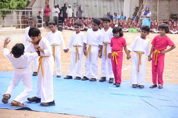 Dhaarus Salaam Matriculation Higher Secondary School-Sports