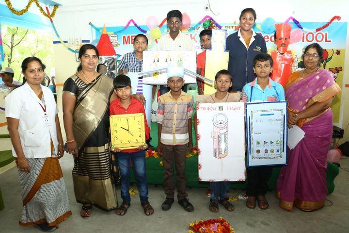 Meenampark Matriculation Higher Secondary School-Art and Craft