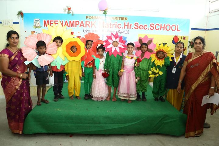 Meenampark Matriculation Higher Secondary School-Fancy Dress