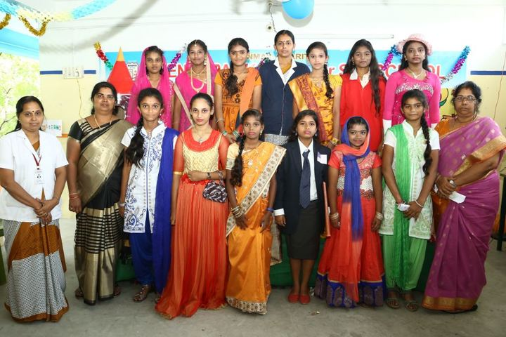 Meenampark Matriculation Higher Secondary School-Group Photo