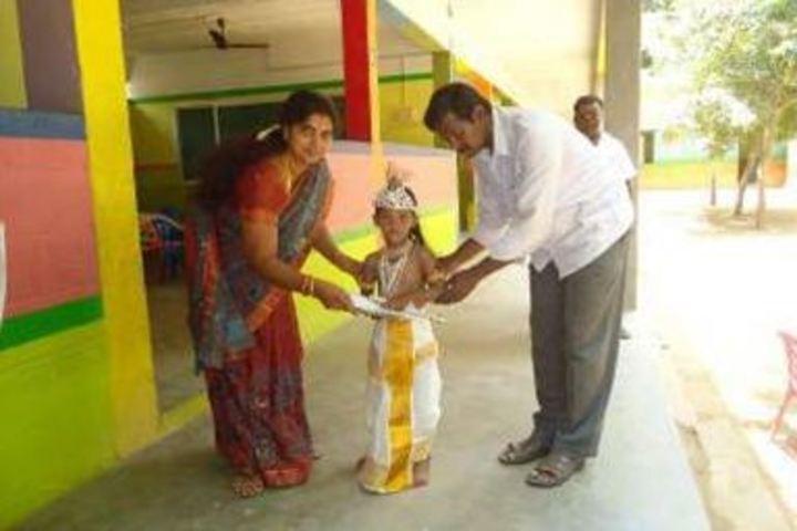 Meenampark Matriculation Higher Secondary School-Prize Distribution