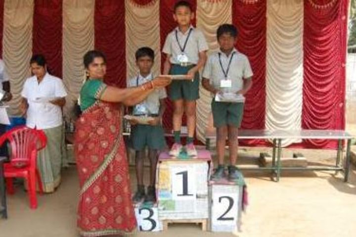 Meenampark Matriculation Higher Secondary School-Sports Winners