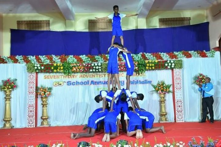 Seventh Day Adventist Higher Secondary School-Annual Day