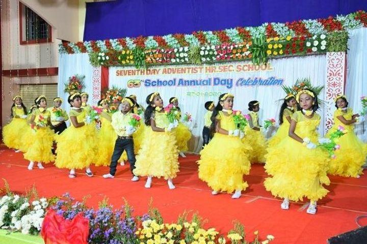 Seventh Day Adventist Higher Secondary School-Dance