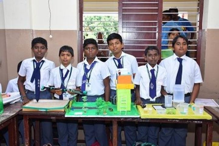 Seventh Day Adventist Higher Secondary School-Exibition