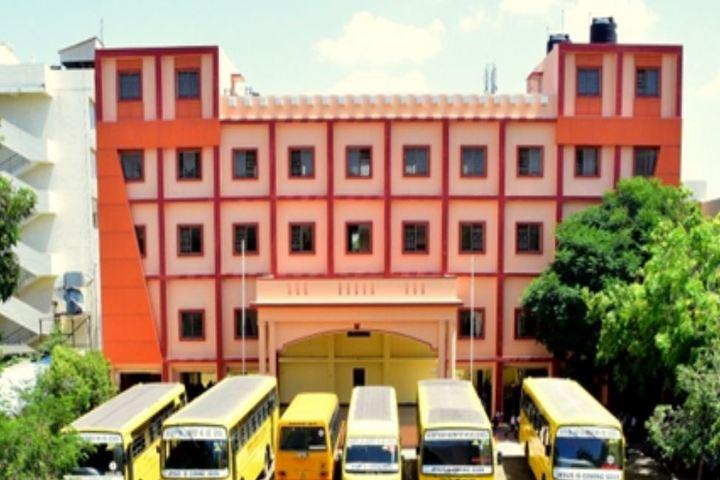 Seventh Day Adventist Higher Secondary School-School Building