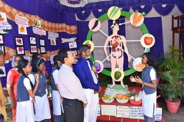 Seventh Day Adventist Higher Secondary School-Science Exibition