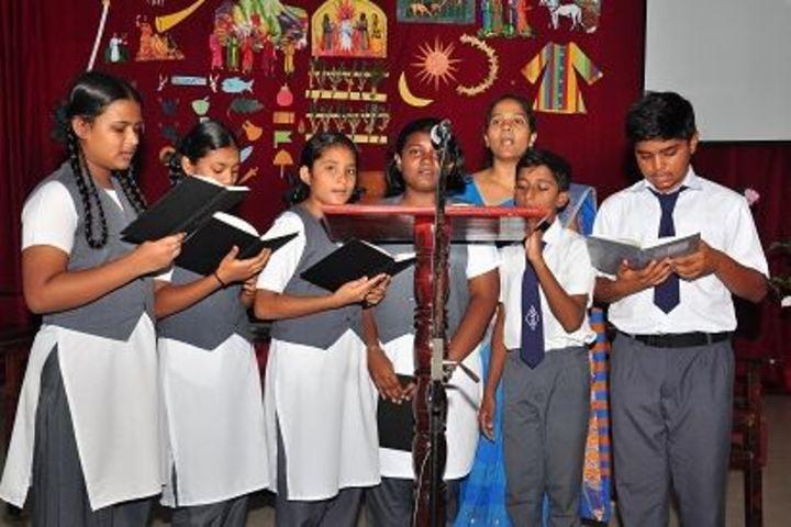 Seventh Day Adventist Higher Secondary School-Singing