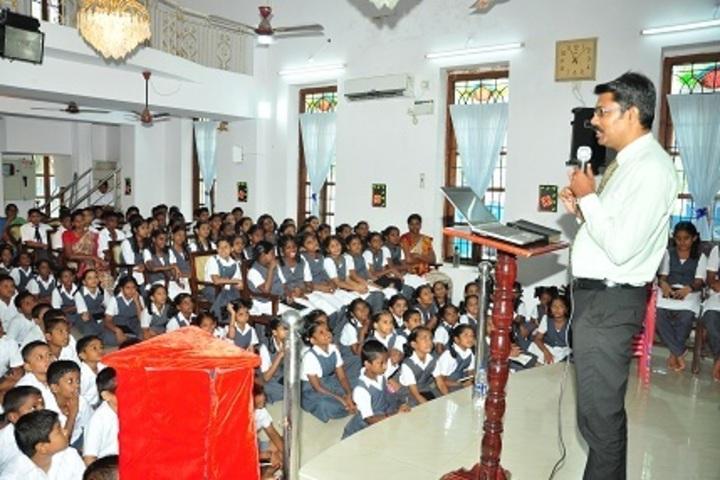 Seventh Day Adventist Higher Secondary School-Speech