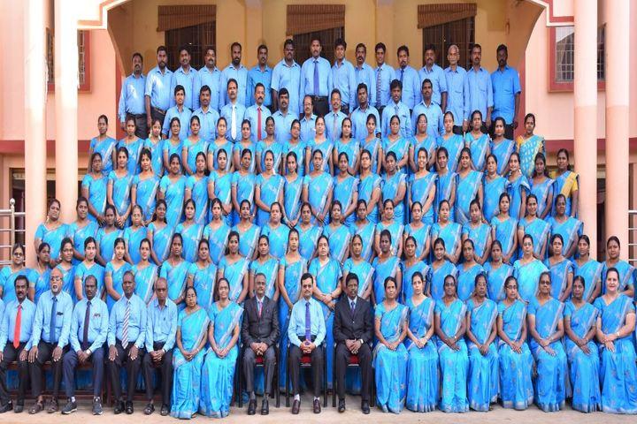 Seventh Day Adventist Higher Secondary School-Staff