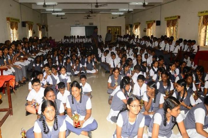 Seventh Day Adventist Higher Secondary School-Students