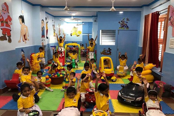 Pink Model School-Kinder Garden