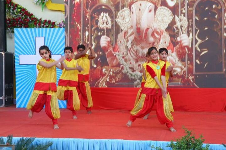 Kids Care International School-Annual Day