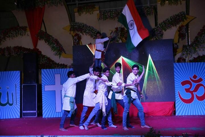 Kids Care International School-Patriotic Day