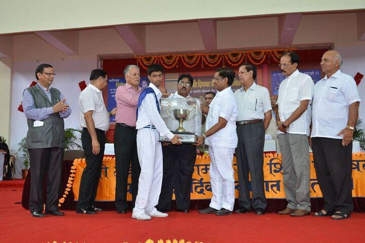 Shri Mahaveer Digamber Jain Senior Secondary School-Awards