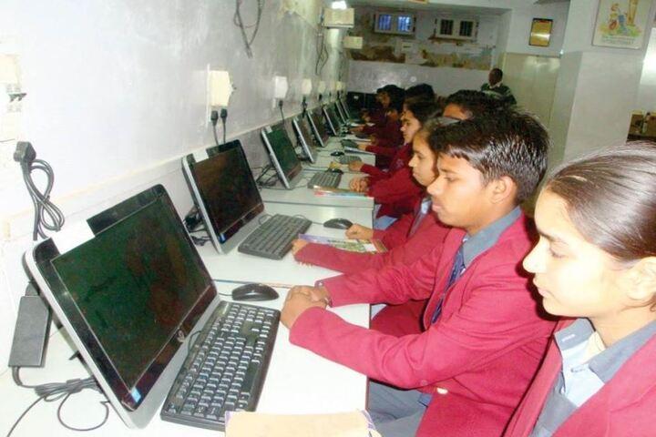 Shri Mahaveer Digamber Jain Senior Secondary School-Computer Labs