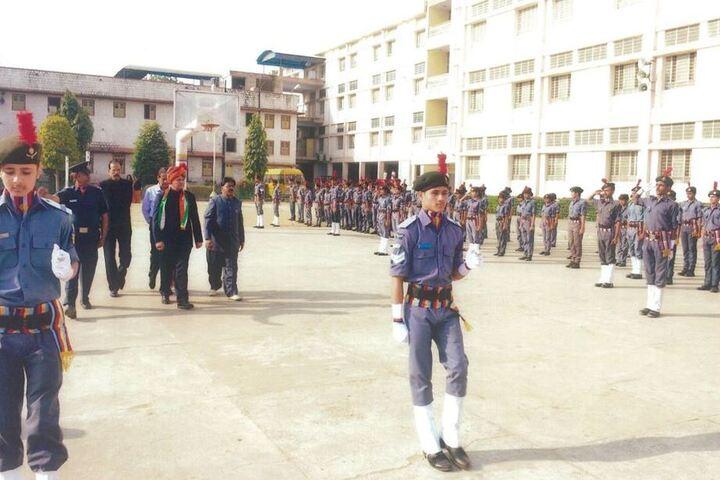 Shri Mahaveer Digamber Jain Senior Secondary School-Guest
