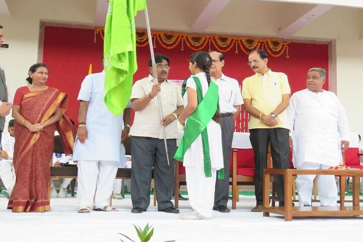 Shri Mahaveer Digamber Jain Senior Secondary School-Investiture Ceremony