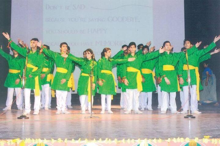 Shri Mahaveer Digamber Jain Senior Secondary School-Music