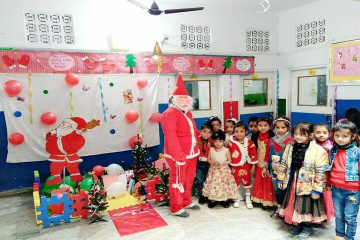 Wecan Kindersley International School-Christmas Celebrations