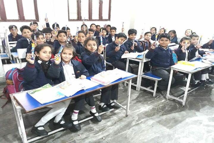 Wecan Kindersley International School-Classroom