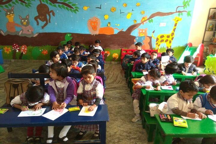 Wecan Kindersley International School-Primary Classroom