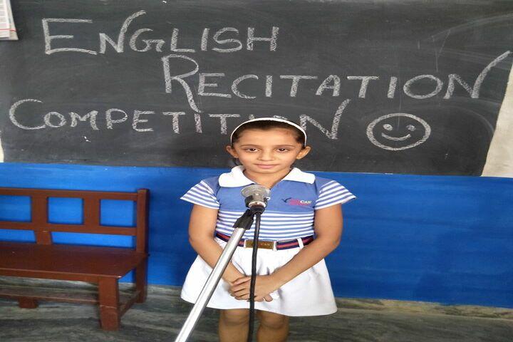 Wecan Kindersley International School-Recitation