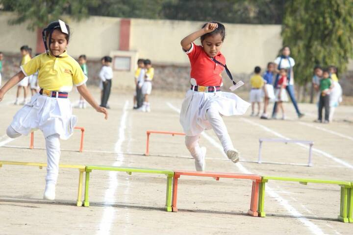 Wecan Kindersley International School-Sports