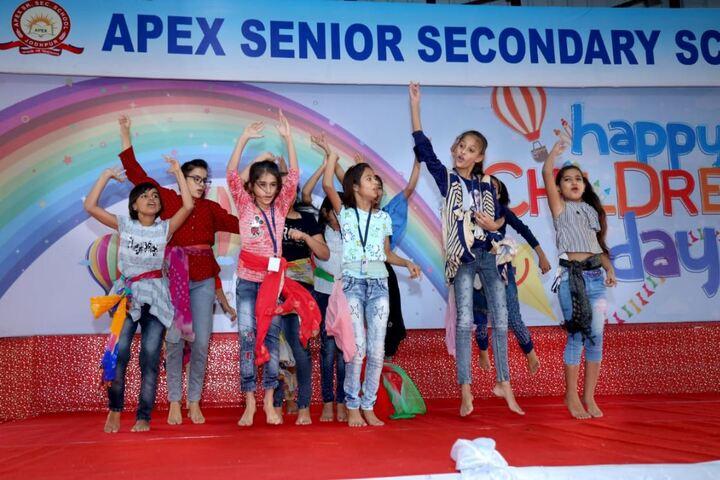 Apex Senior Secondary School-Dance