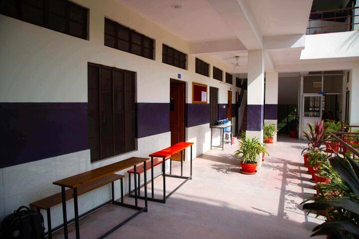 Apex Senior Secondary School-School Area