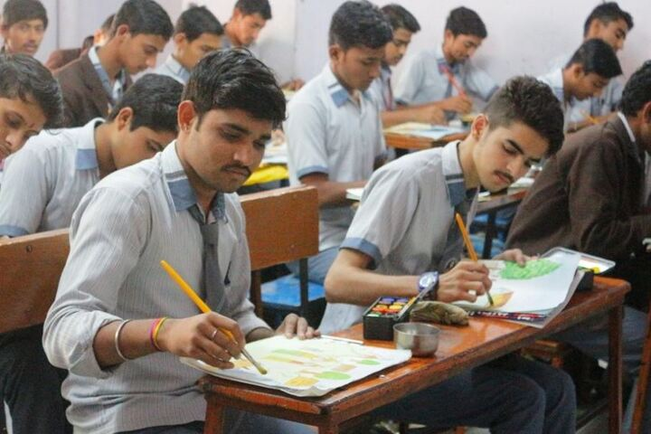 Maharishi Gautam Senior Secondary School-Art