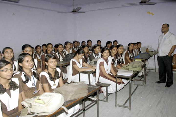 Maharishi Gautam Senior Secondary School-Class
