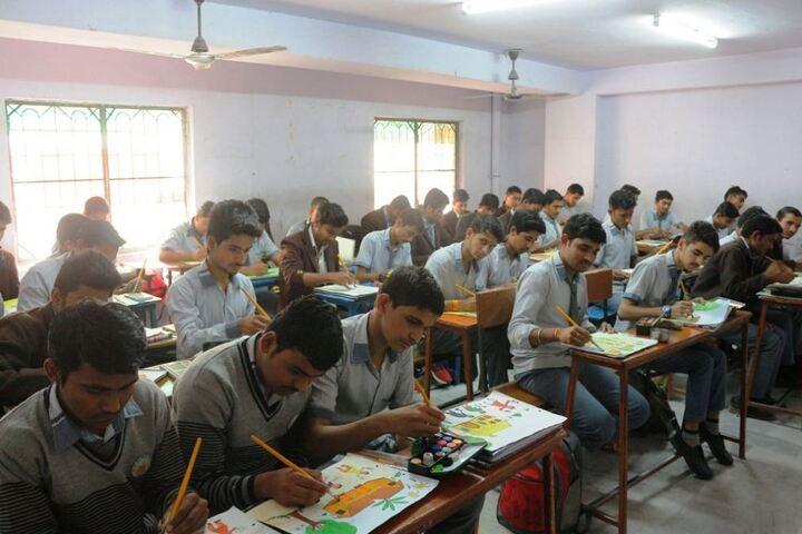 Maharishi Gautam Senior Secondary School-Drawing Room