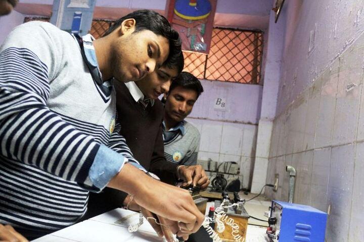 Maharishi Gautam Senior Secondary School-Electrical-Lab