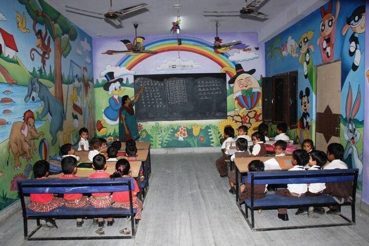 Maharishi Gautam Senior Secondary School-Kids Class