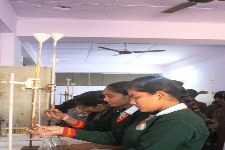Maharishi Gautam Senior Secondary School-Laboratory