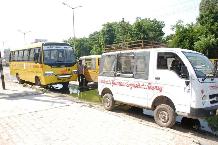 Maharishi Gautam Senior Secondary School-Transport