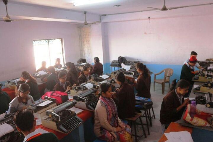 Maharishi Gautam Senior Secondary School-Typing