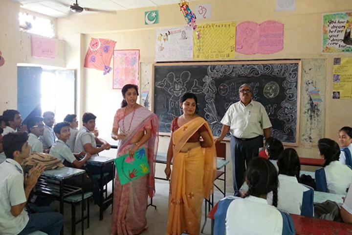R K Public Senior Secondary School-Class